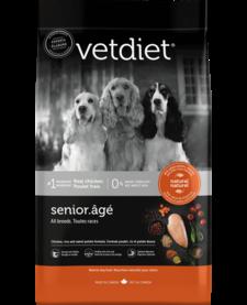 VetDiet Senior Chicken 15 lb