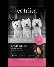 VetDiet Small Breed Adult 6 lb