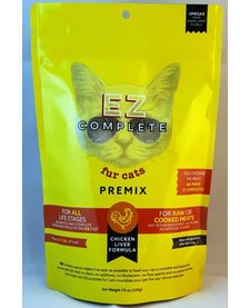 EZ Complete Fur Cats Premix 7.9 oz