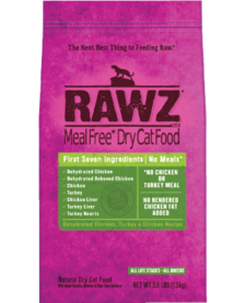 Rawz Cat Chicken, Turkey 1.75lb