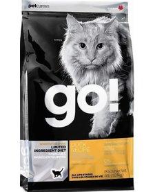 Go! Cat LID Duck 4lb