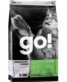 Go! Cat S&S Trout & Salmon 4lb