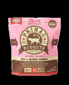 Primal Beef/Salmon Cat 3 lb