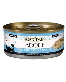 Canidae Adore Tuna, Chk & Mackerel 5.5 oz
