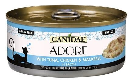 Canidae (Diamond) Canidae Adore Tuna, Chk & Mackerel 5.5 oz