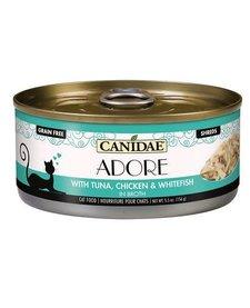 Canidae Adore Tuna, Chk & Whitefish 5.5 oz