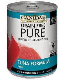 Canidae Cat Pure LID Tuna 13 oz