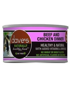 Dave's Cat Beef & Chicken 3 oz