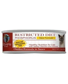 Dave's Cat Chicken Restricted 5.5 oz