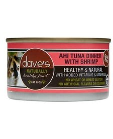 Dave's Cat GF Ahi Tuna & Shrimp 5.5 oz