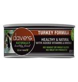 Dave's Dave's Cat GF Turkey 5.5 oz