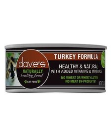 Dave's Cat GF Turkey 5.5 oz
