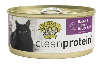 Dr. Elsey's Precious Cat Dr. Elsey's Rabbit & Turkey Pate 5 oz