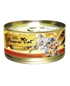 Fussie Cat Chicken & Sweet Potato 2.8 oz