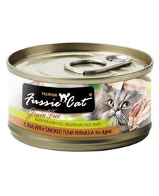Fussie Cat Smoked Tuna 2.8 oz