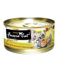 Fussie Cat Tuna & Anchovies 2.82oz