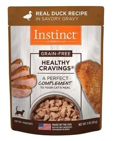 Instinct Cat Healthy Cravings Duck 3 oz