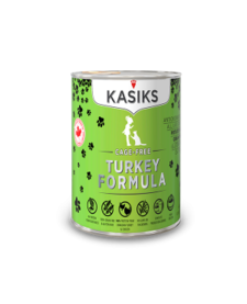 Kasiks Cat Cage Free Turkey 12.2 oz