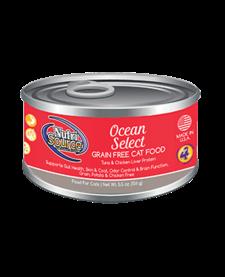NutriSource Cat Ocean Select 5.5 oz Case