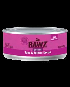 Rawz Shredded Tuna & Salmon 5.5 oz