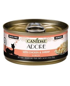 Canidae Adore Chicken & Shrimp 2.46 oz Case