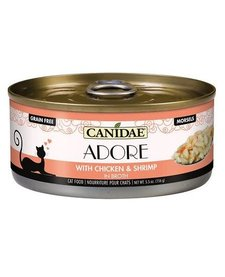 Canidae Adore Chicken & Shrimp 5.5 oz Case