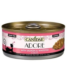 Canidae Adore Salmon & Whitefish 5.5 oz Case