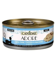 Canidae Adore Tuna Chicken & Mackerel 5.5 oz Case