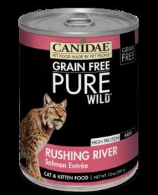 Canidae Cat Pure Wild Salmon 13 oz