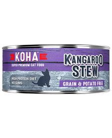 DISC Koha Cat Kangaroo Stew 5.5 oz Case