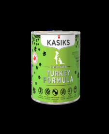 Kasiks Cat Cage Free Turkey 12.2 oz Case