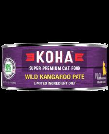 Koha Cat Kangaroo Pate 5.5 oz Case