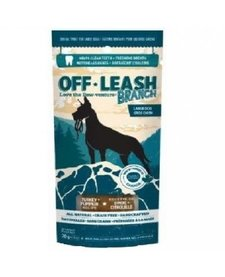 Off-Leash Large Turkey & Pumpkin Dental Treat