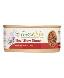 PureVita Beef Stew Cat 5 oz