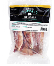 Bones & Co Buffalo Rib 4 pk
