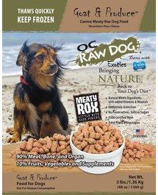 OC Raw Meaty Rox Goat/Produce 3 lb