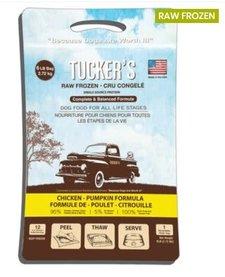 Tucker's Raw Frozen Chicken & Pumpkin 6 lb