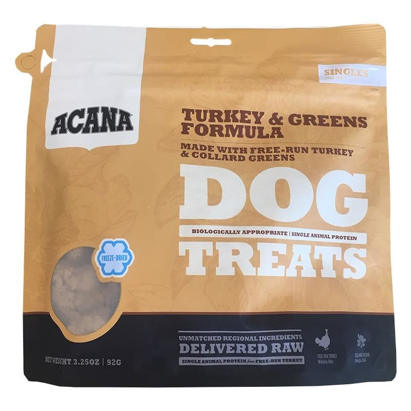 Acana (Champion) Acana Turkey & Greens 3.25 oz