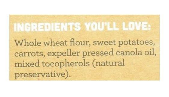 Cloud Star Wag More Sweet Potato 16 oz