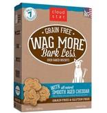 Cloud Star Wag More Grain-Free Smooth Aged Cheddar 14 oz