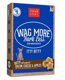 Itty Bitty Buddy Bacon Cheese 8 oz