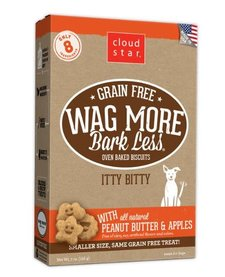 Itty Bitty Buddy Peanut Butter 8 oz