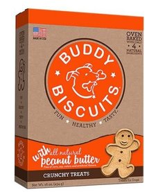 Buddy Biscuit Peanut Butter 16 oz