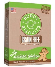 Cloud Star Buddy Biscuit GF Chk 14 oz