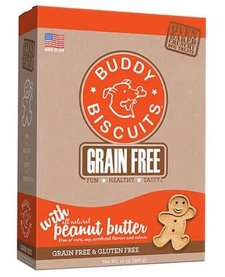 Cloud Star Buddy Biscuit GF PB 14oz