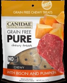Canidae Pure GF Bison/Pumpkin 6oz