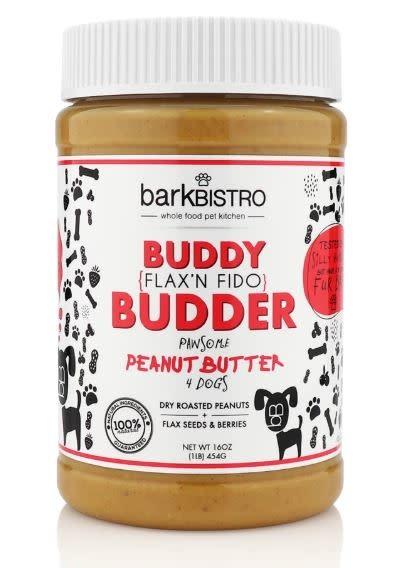 Bark Bistro Buddy Butter Flax N Fido 16 oz