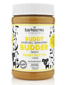 Buddy Butter Barking Banana 16 oz