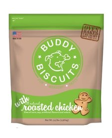 Buddy Biscuits Roasted Chicken 3.5 lb