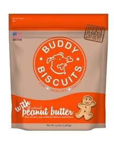 Buddy Biscuits Peanut Butter 3.5lb